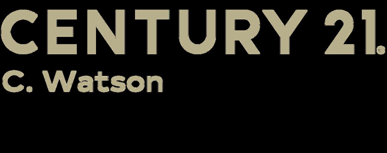 Modesto Ayala of CENTURY 21 C. Watson logo