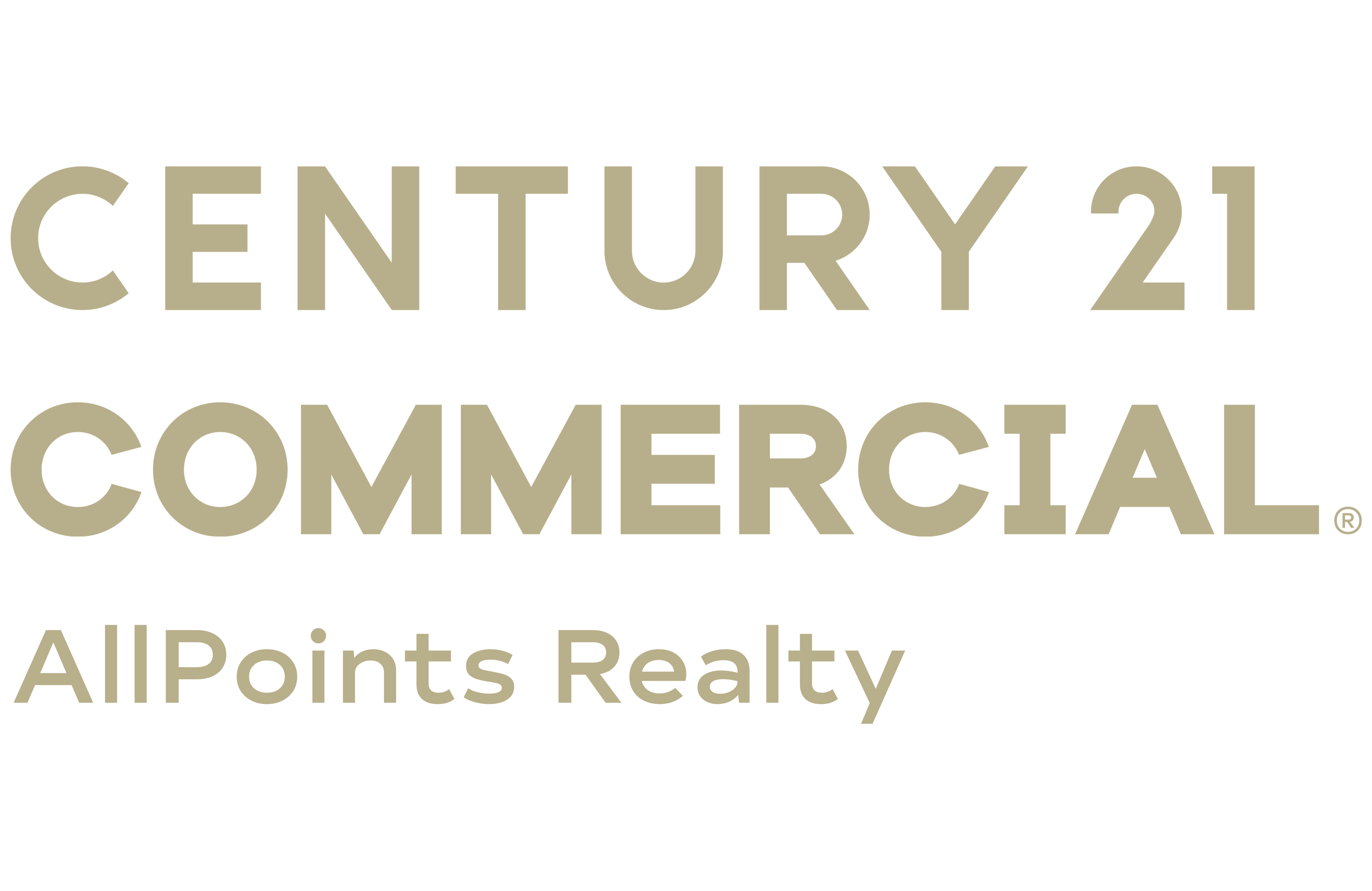 Kelly Peterson of CENTURY 21 AllPoints Realty logo