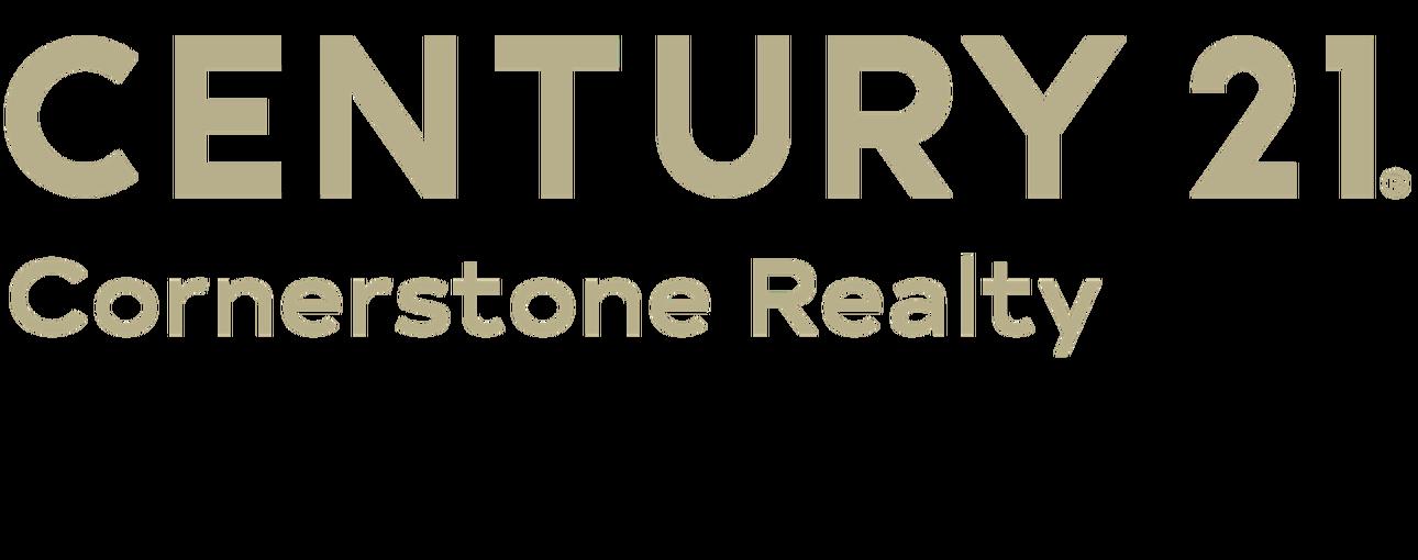 Dylan Murty of CENTURY 21 Cornerstone Realty logo