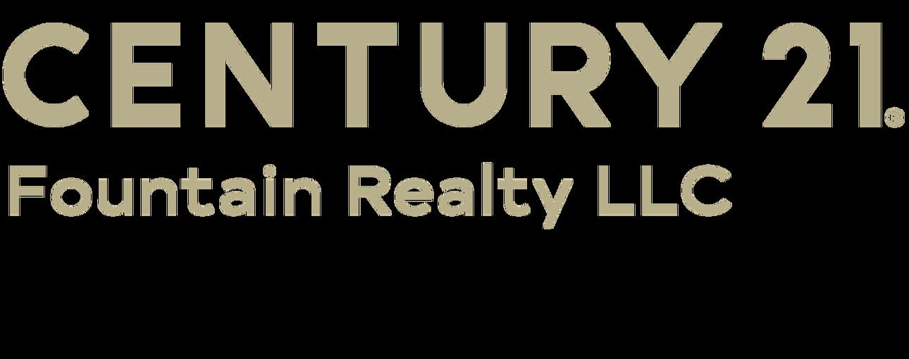 Judith Brooks of CENTURY 21 Fountain Realty LLC logo