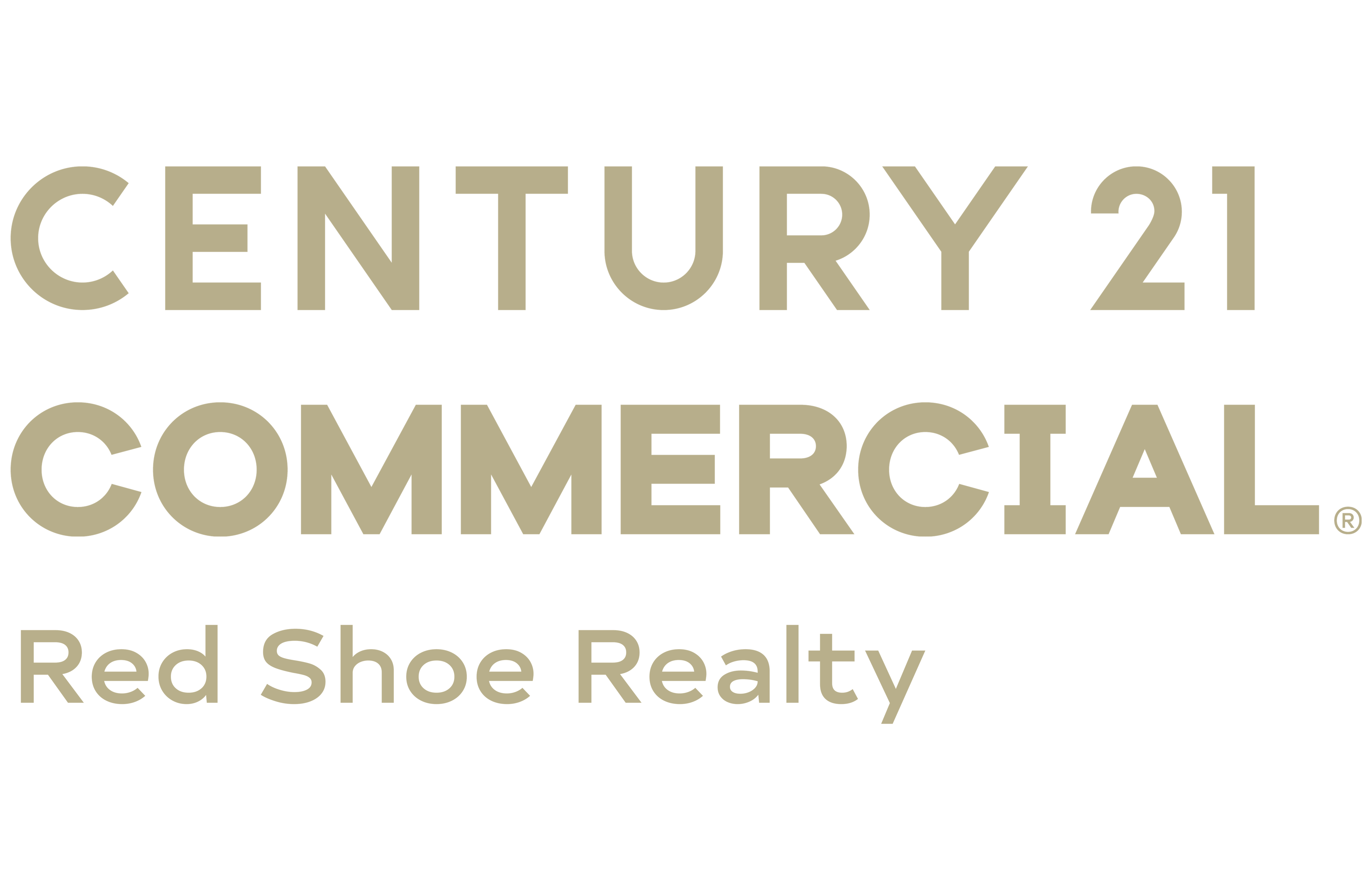 Jeff Dittrich of CENTURY 21 Red Shoe Realty logo