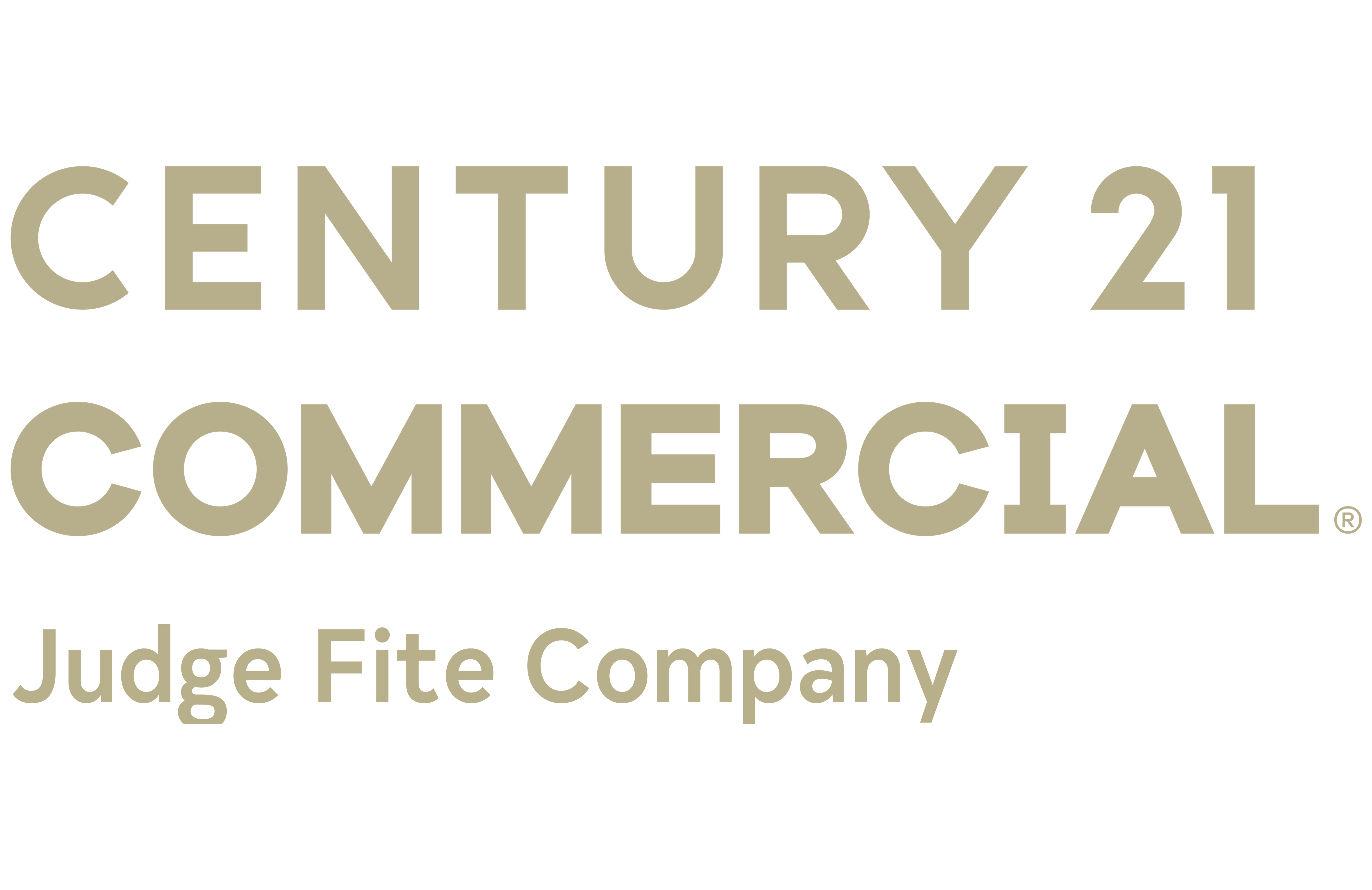Jamie Bodiford of CENTURY 21 Judge Fite Company logo