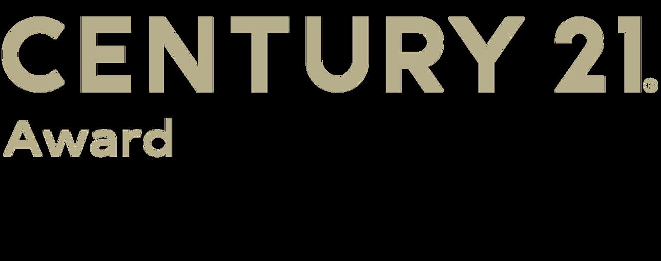 Janet Layton of CENTURY 21 Award logo