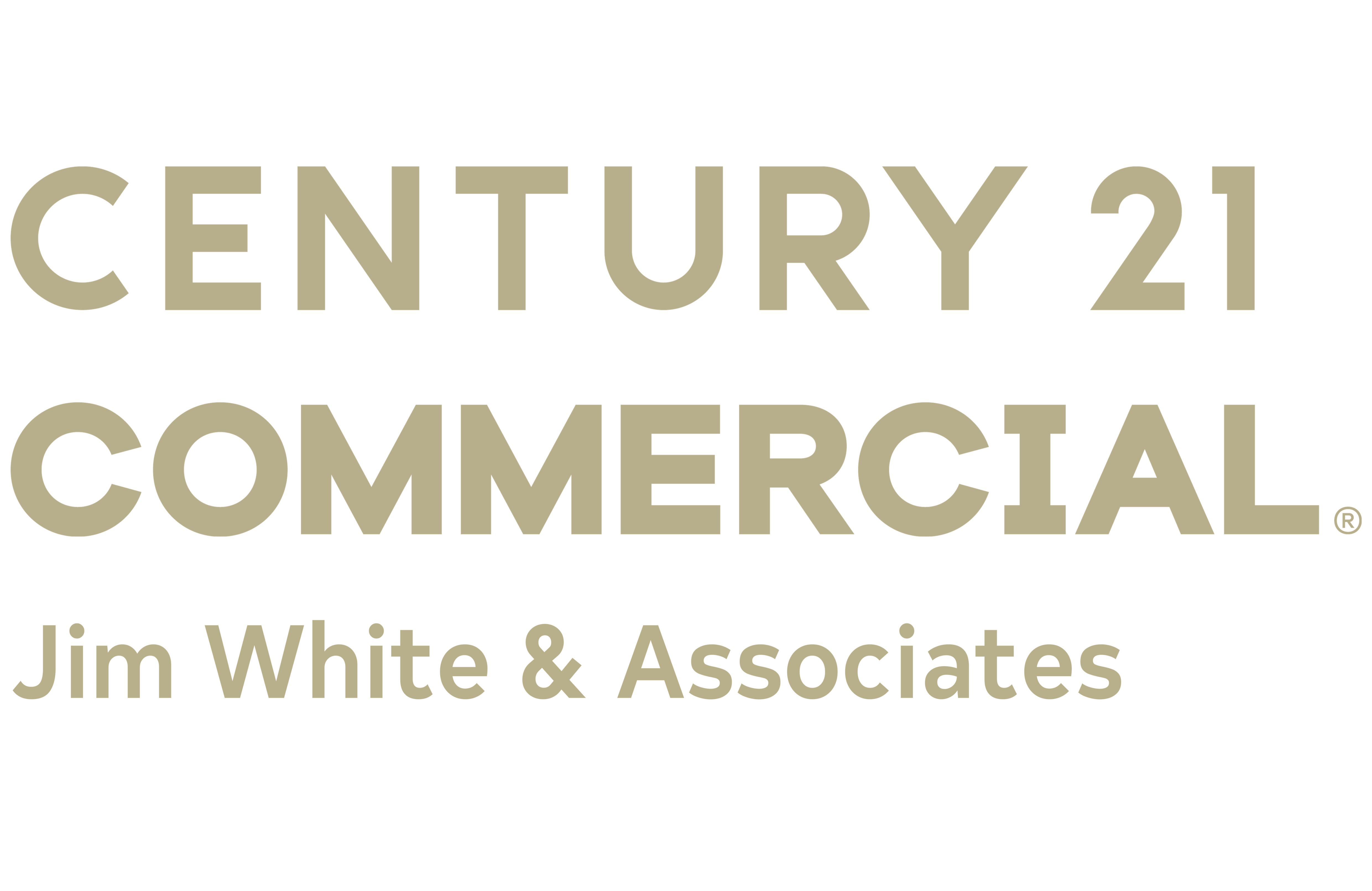 Gardner Cole Jr of CENTURY 21 Jim White & Associates logo