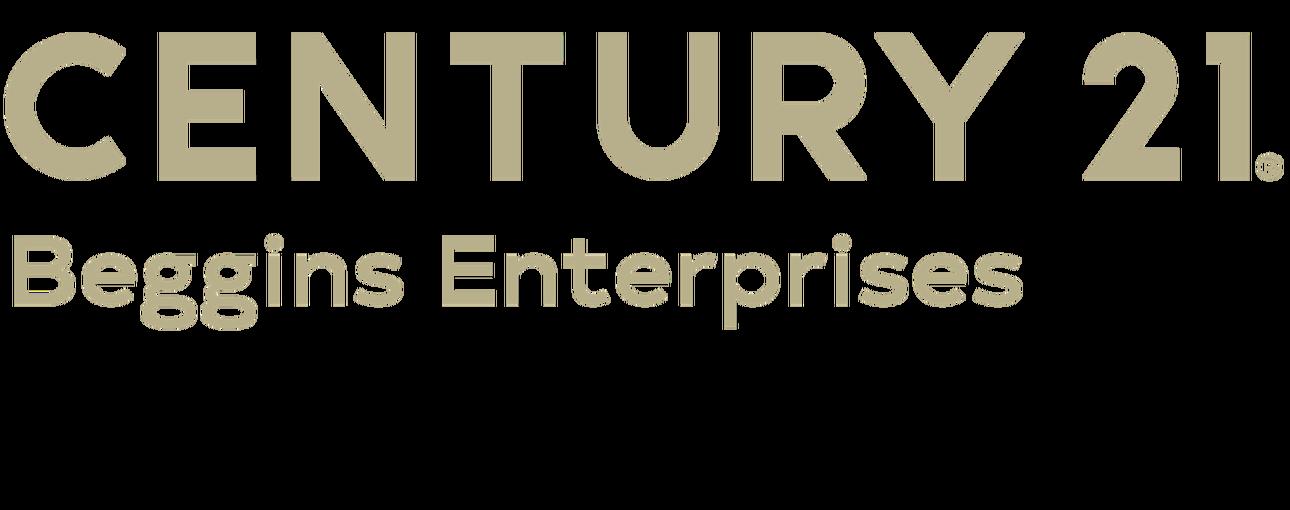 Debrah Hailey of CENTURY 21 Beggins Enterprises logo
