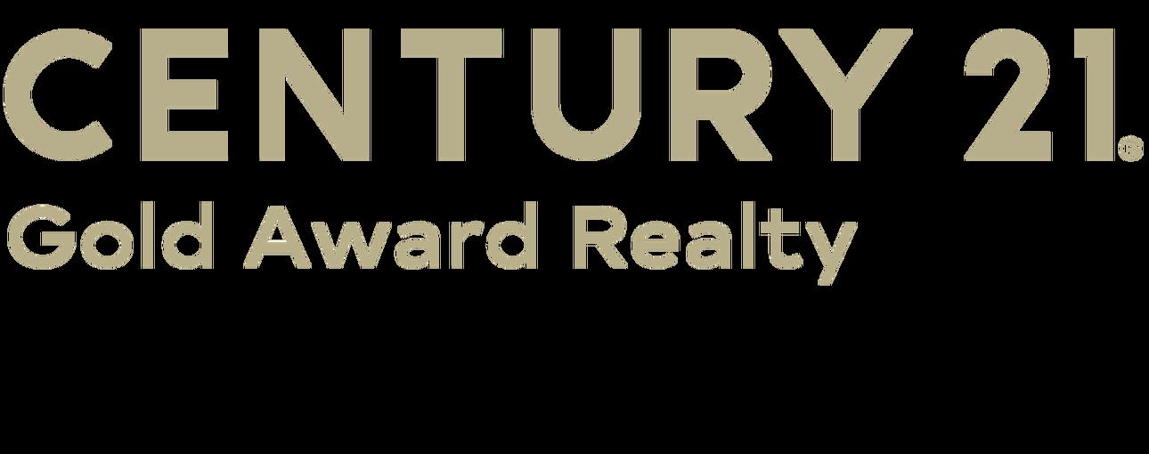 Cynthia Castleberry of CENTURY 21 Gold Award Realty logo
