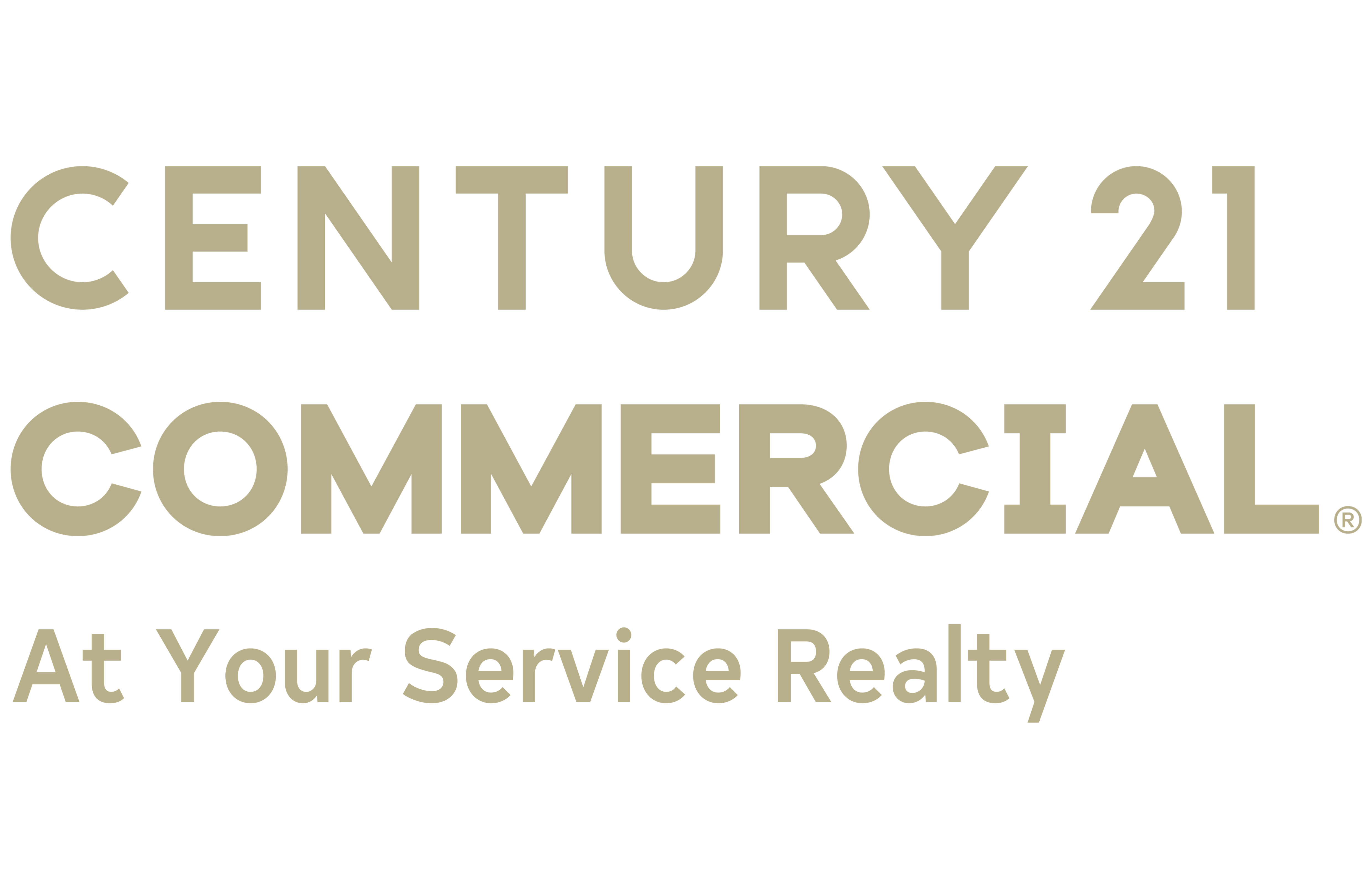 Ken Welch of CENTURY 21 At Your Service Realty logo