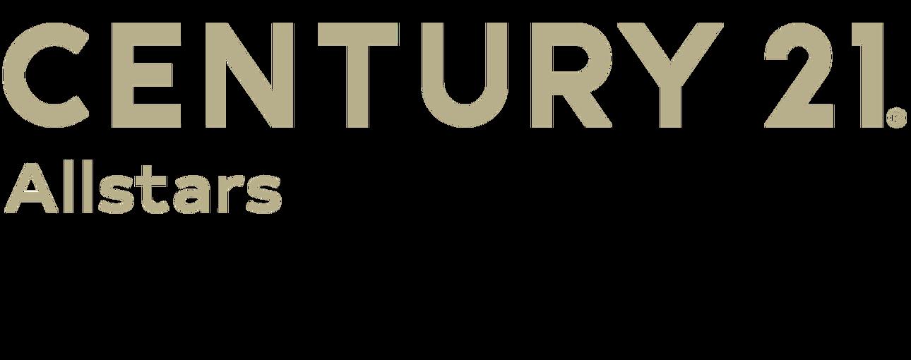 ANTHONY BELCUORE of CENTURY 21 Allstars logo