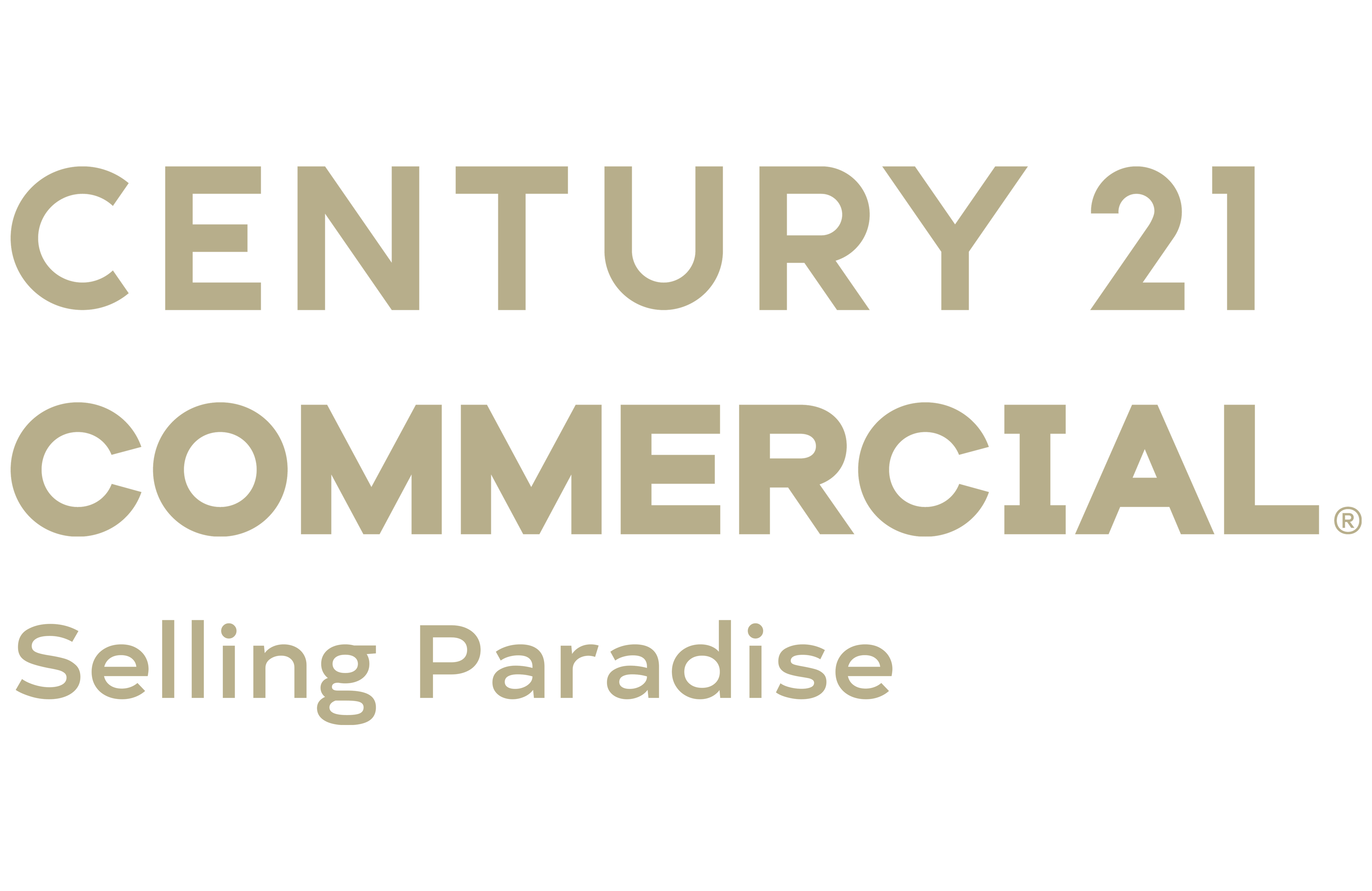 Scott Marchese of CENTURY 21 Selling Paradise logo