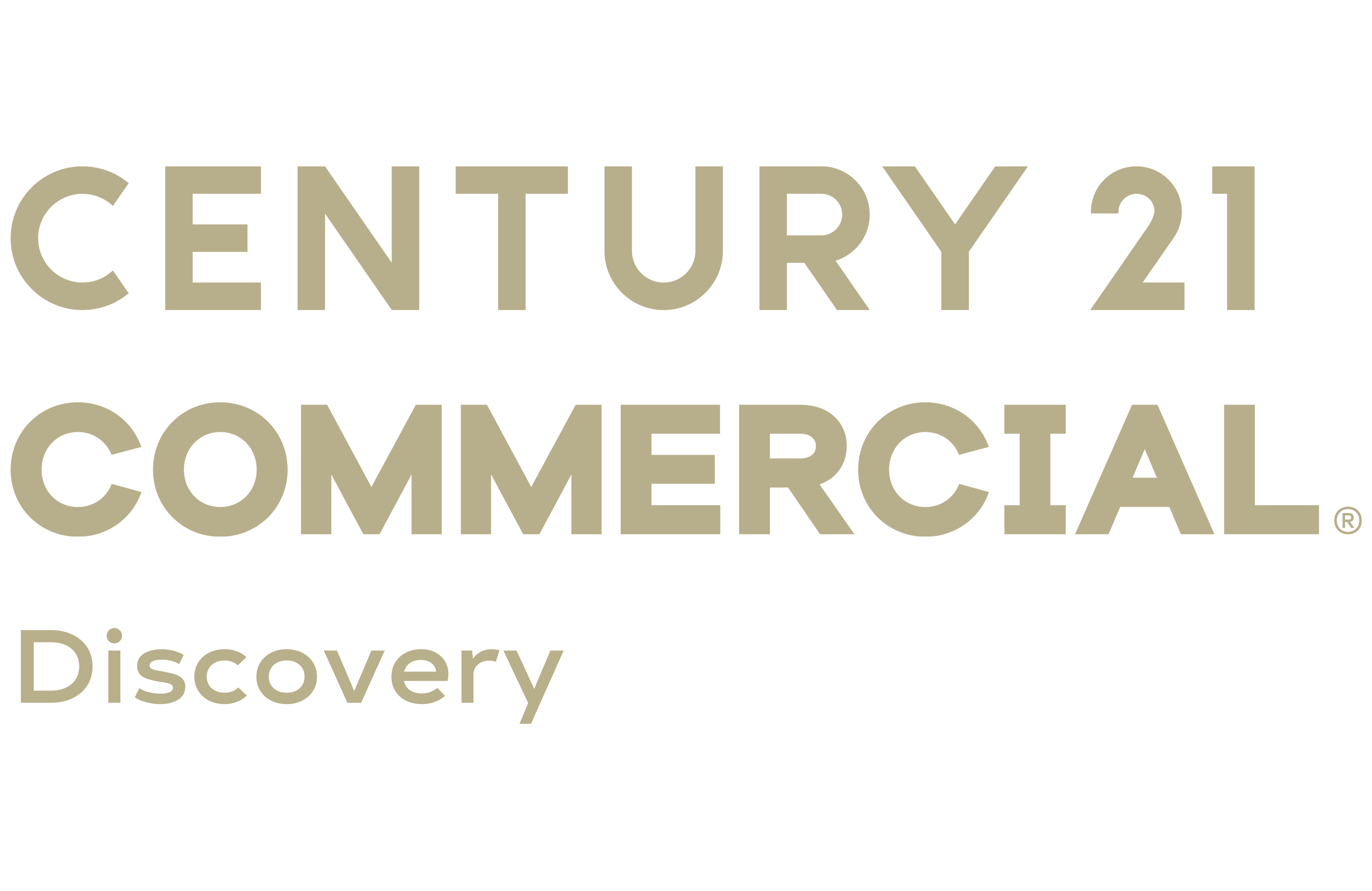 Jigar Shah of CENTURY 21 Discovery logo