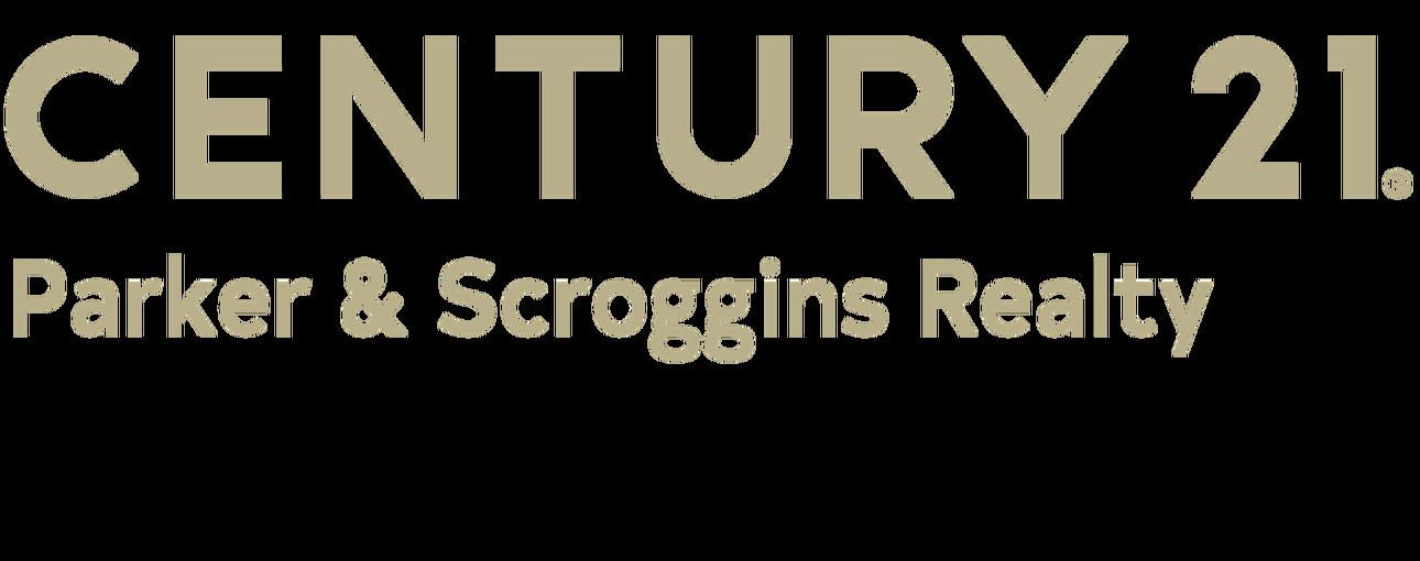Amy Hubbard of CENTURY 21 Parker & Scroggins Realty logo