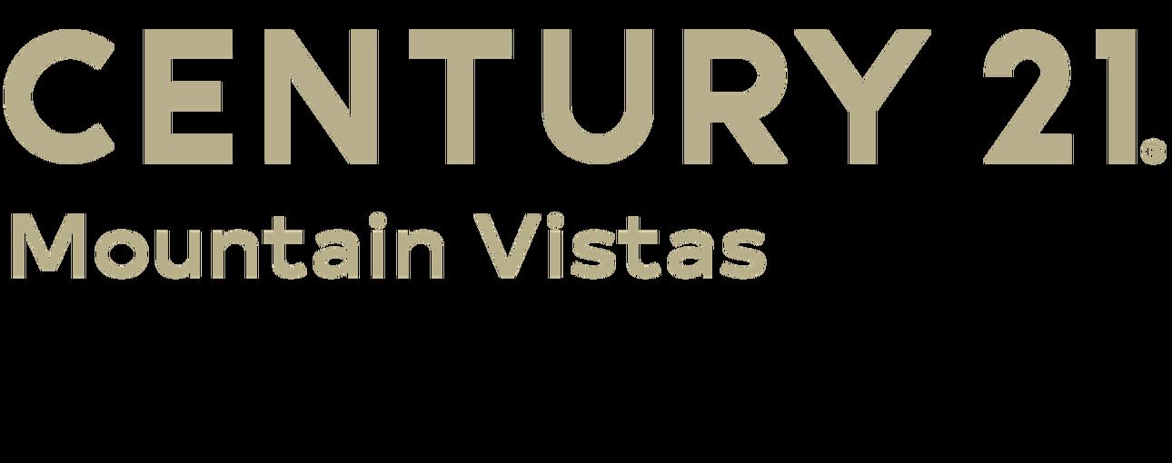 Kimberly Thorson Mateiko of CENTURY 21 Mountain Vistas logo