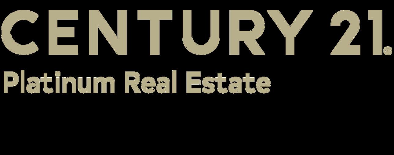 Donna Allman of CENTURY 21 Platinum Real Estate logo