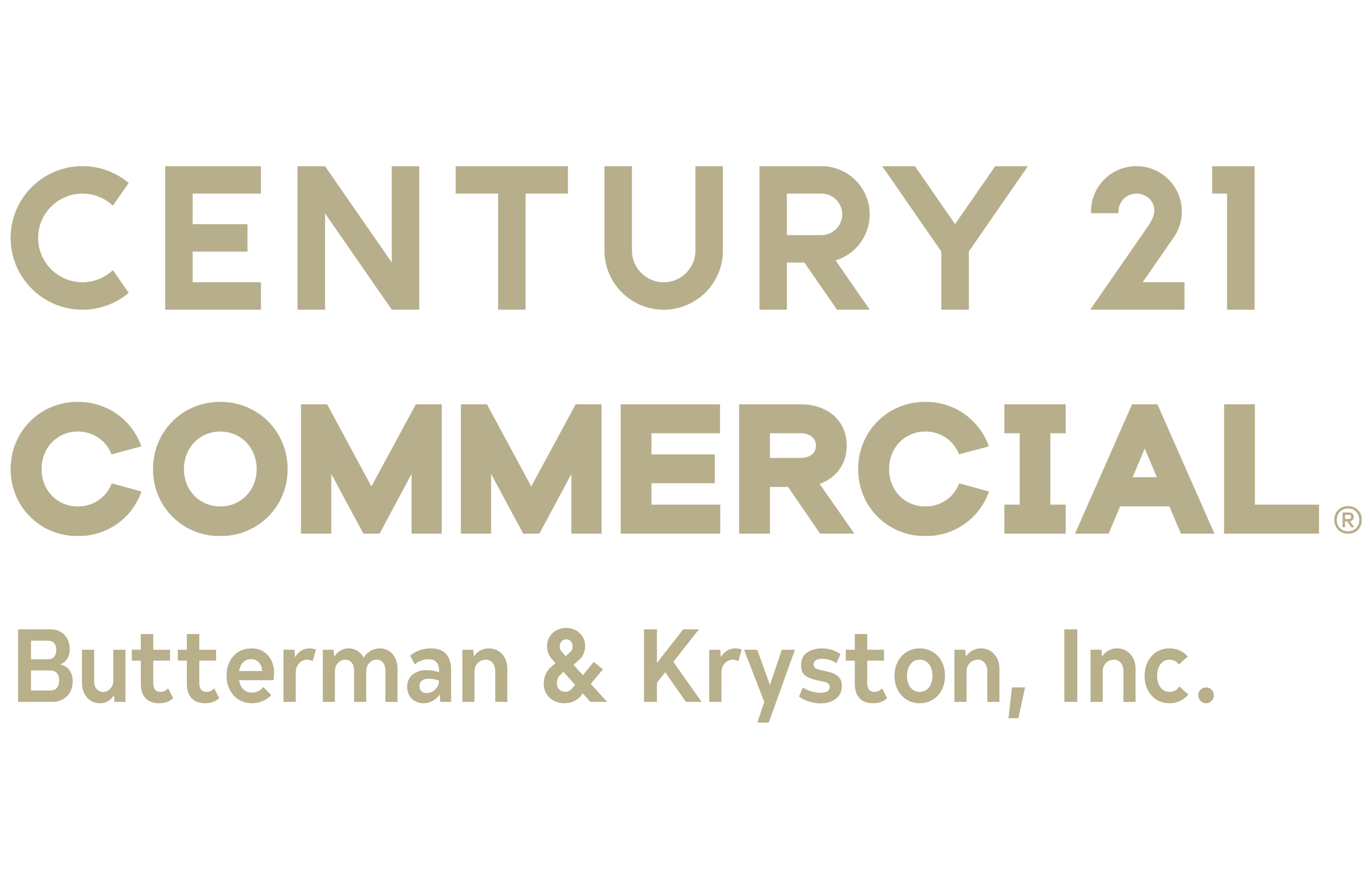 Doreen Peirce of CENTURY 21 Butterman & Kryston, Inc. logo