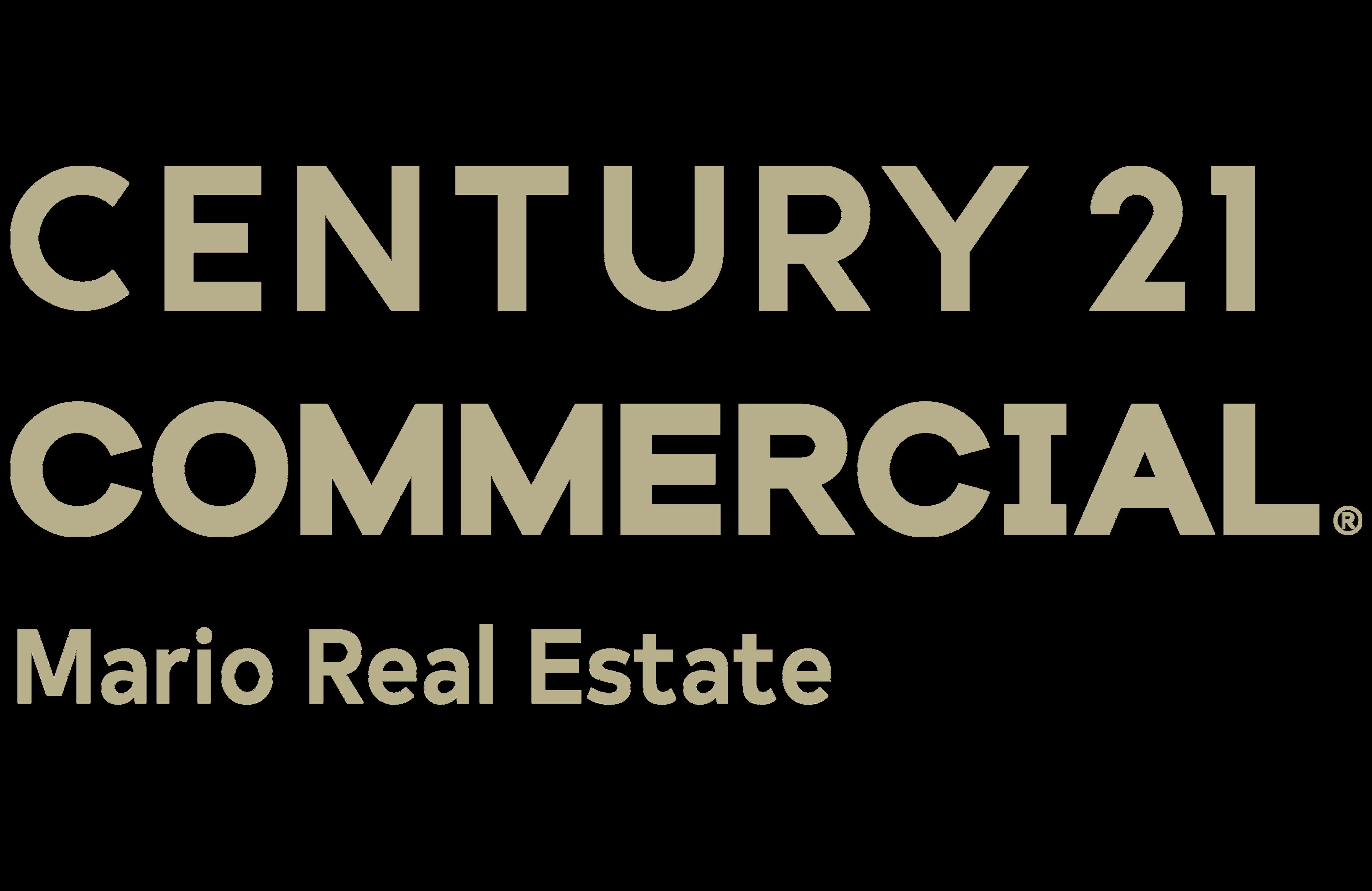 Thomas Mario of CENTURY 21 Mario Real Estate logo