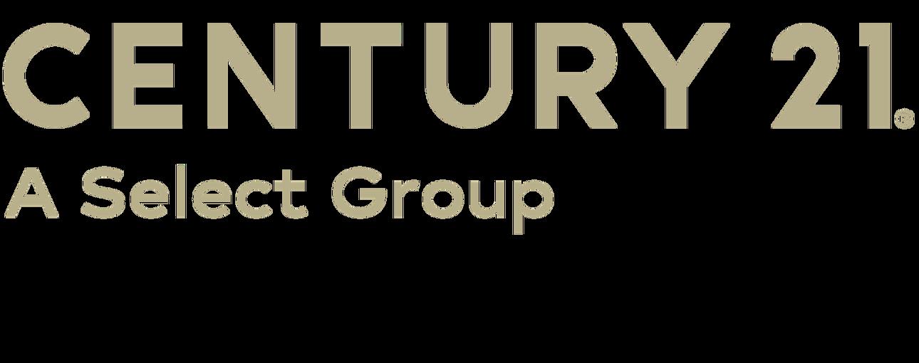Brad Burris of CENTURY 21 A Select Group logo