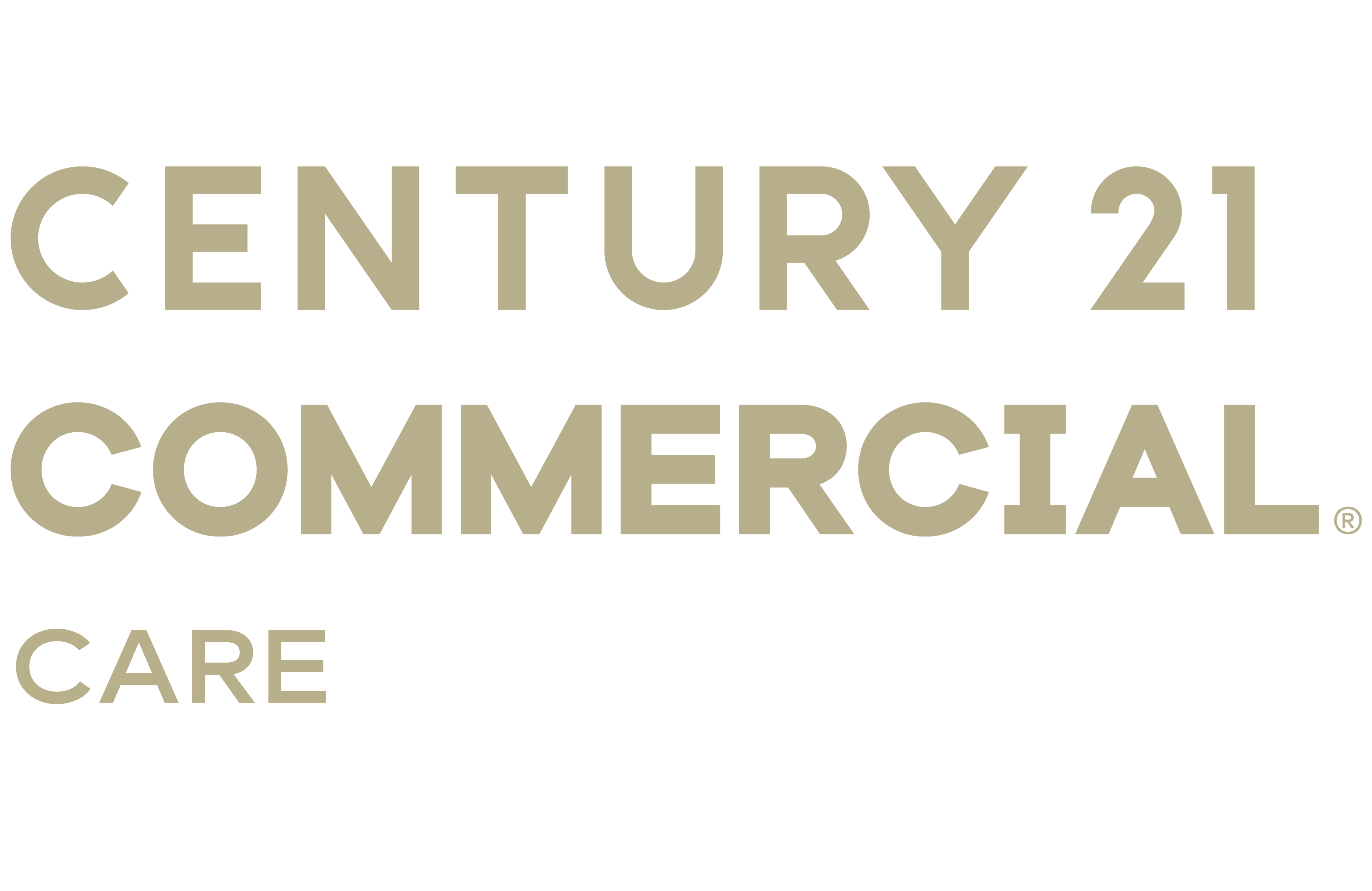 Andres (Andy) PEREIRA of CENTURY 21 CARE logo
