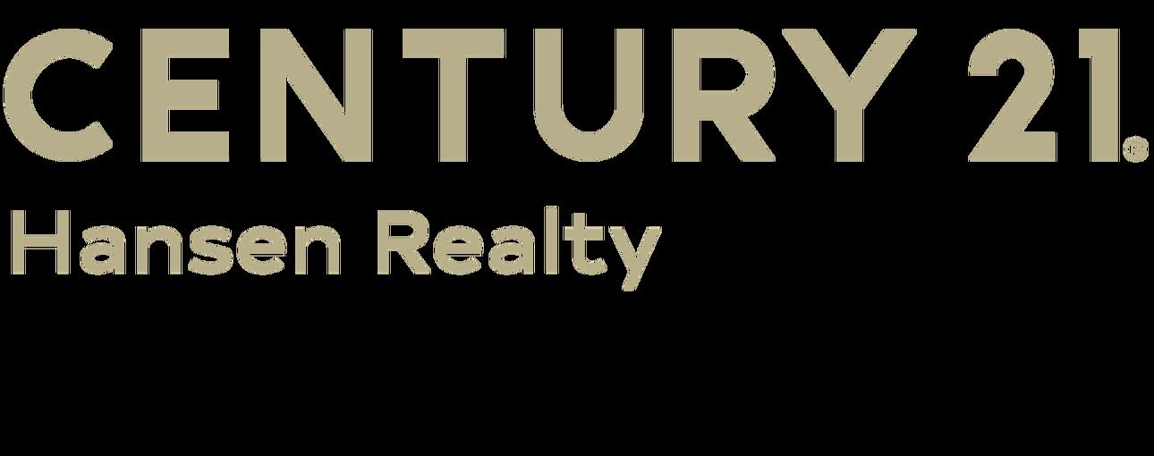 Ron Spradlin of CENTURY 21 Hansen Realty logo