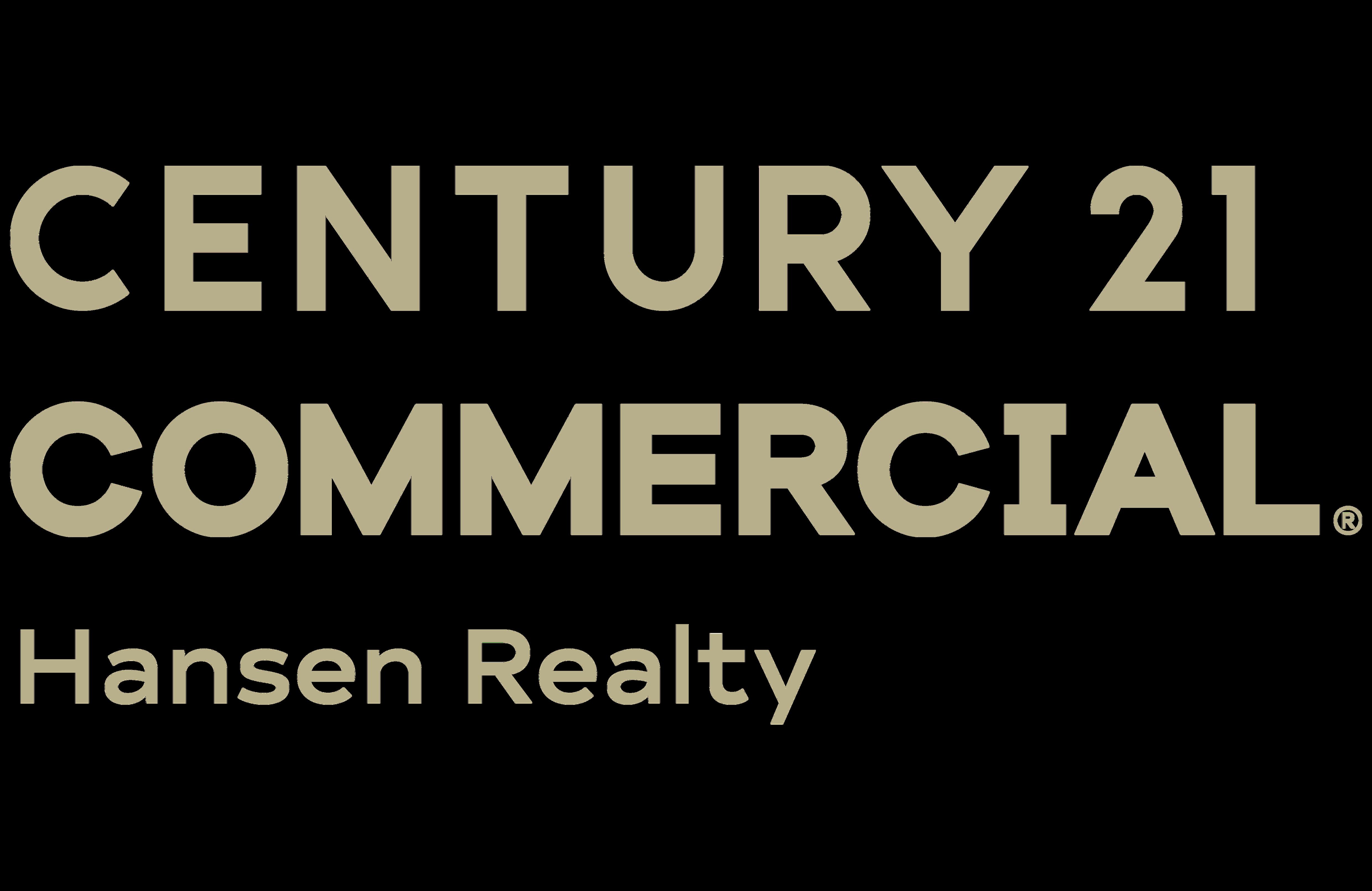 Christine Hansen of CENTURY 21 Hansen Realty logo