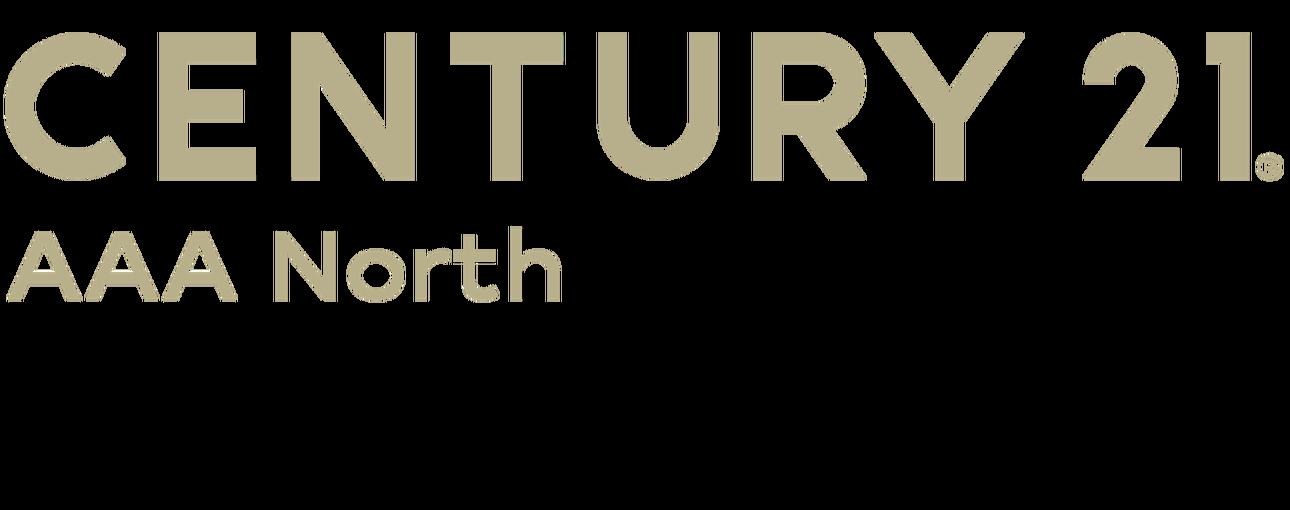 Richard Velasquez Jr of CENTURY 21 AAA North logo