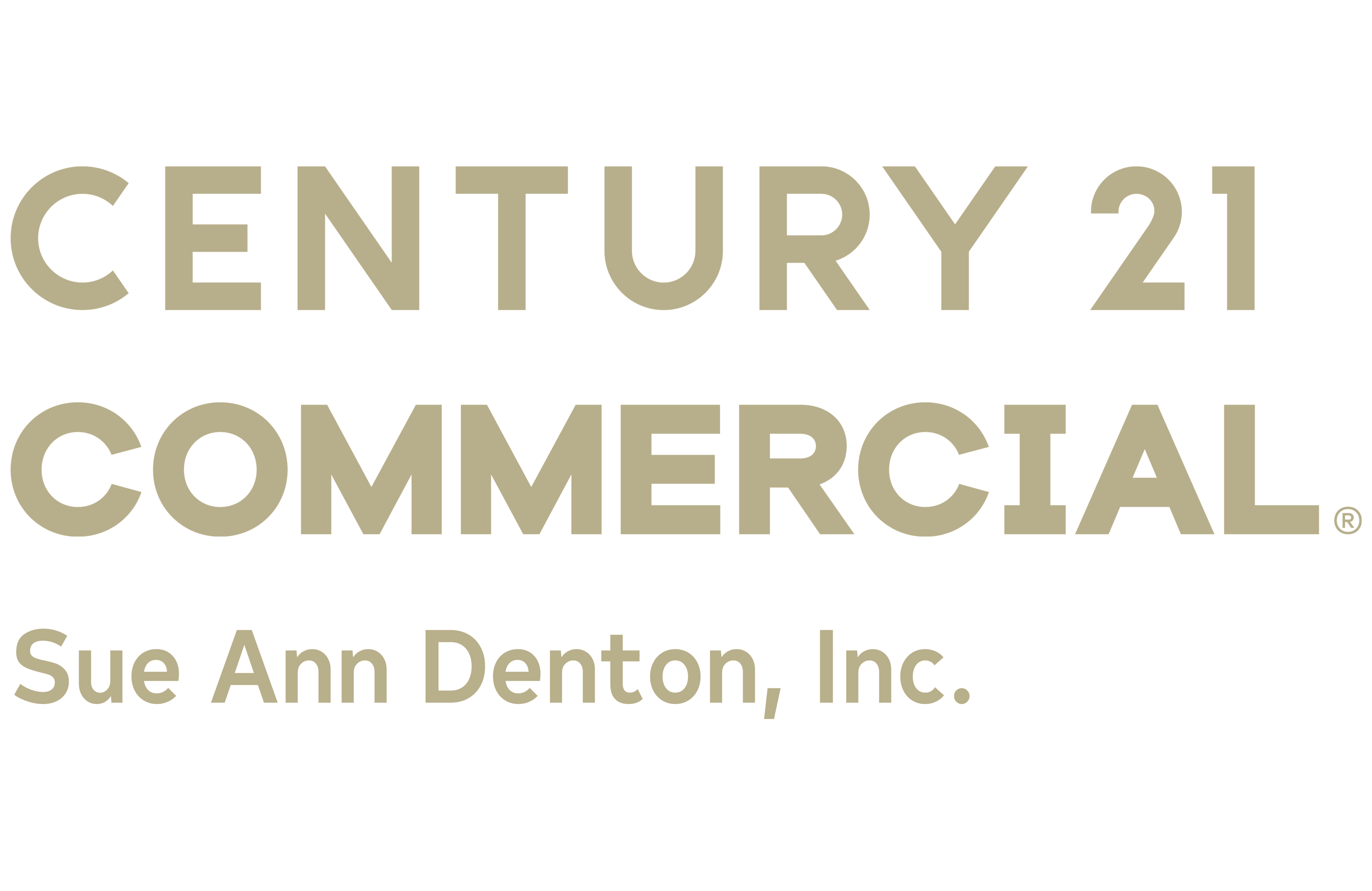 Haley Denton of CENTURY 21 Sue Ann Denton, Inc. logo