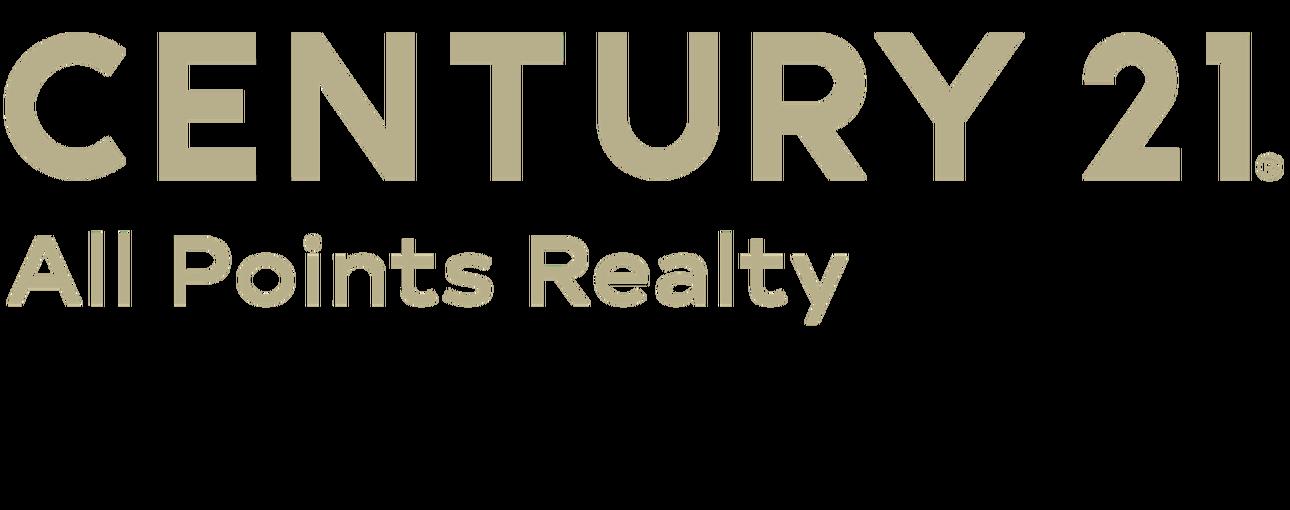 Claudia Snow of CENTURY 21 All Points Realty logo