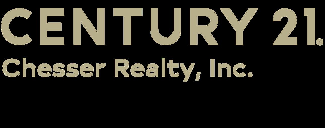 Pat Chesser of CENTURY 21 Chesser Realty, Inc. logo