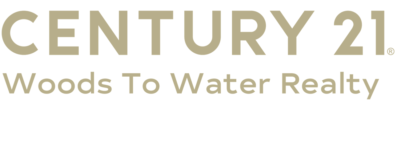 James Tiffany of CENTURY 21 Woods To Water Realty logo