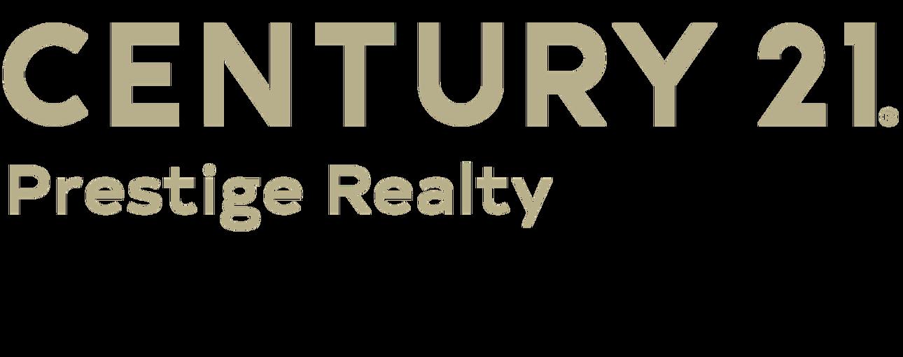 Michelle Chastain of CENTURY 21 Prestige Realty logo