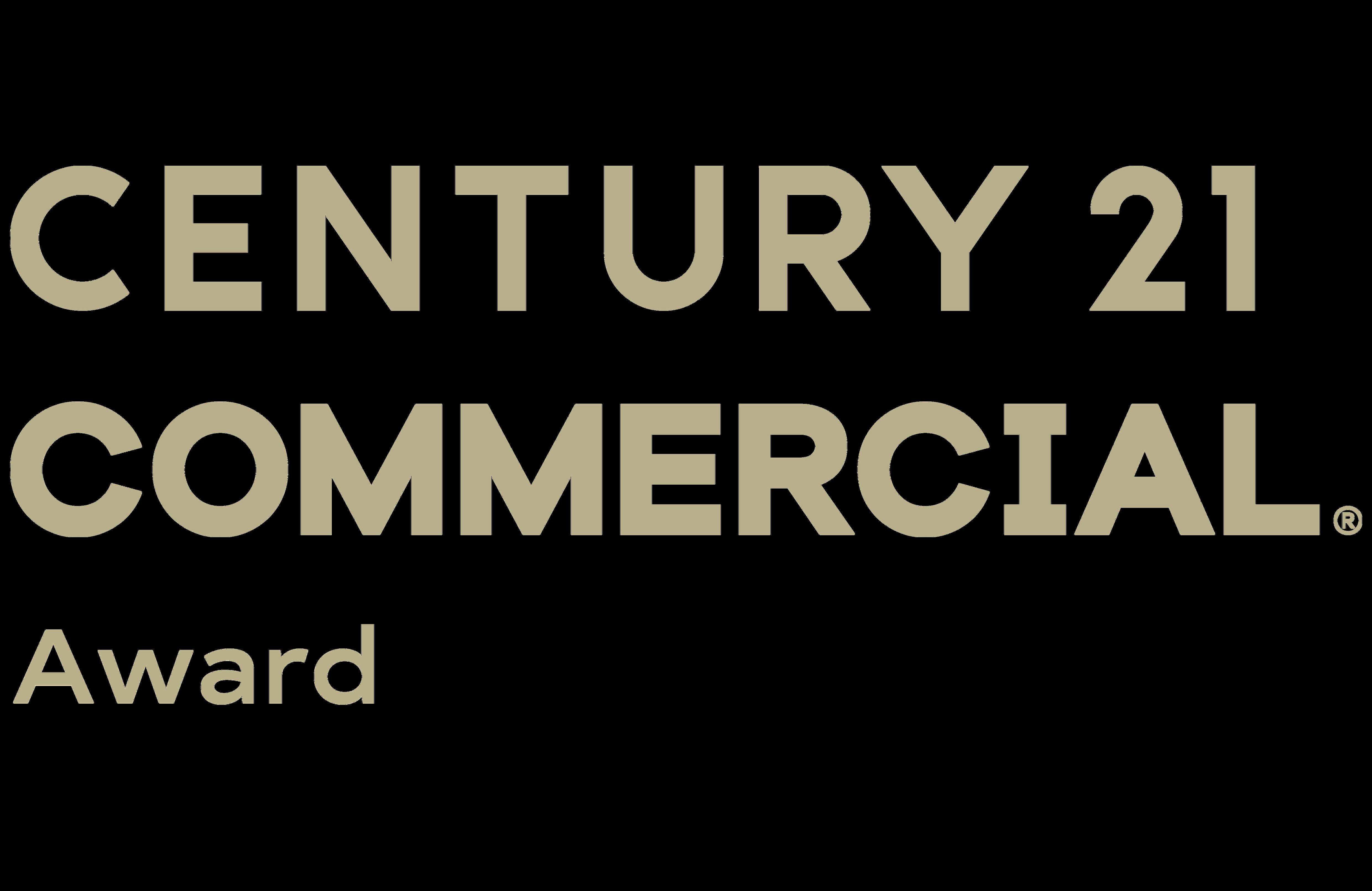 CENTURY 21 Award