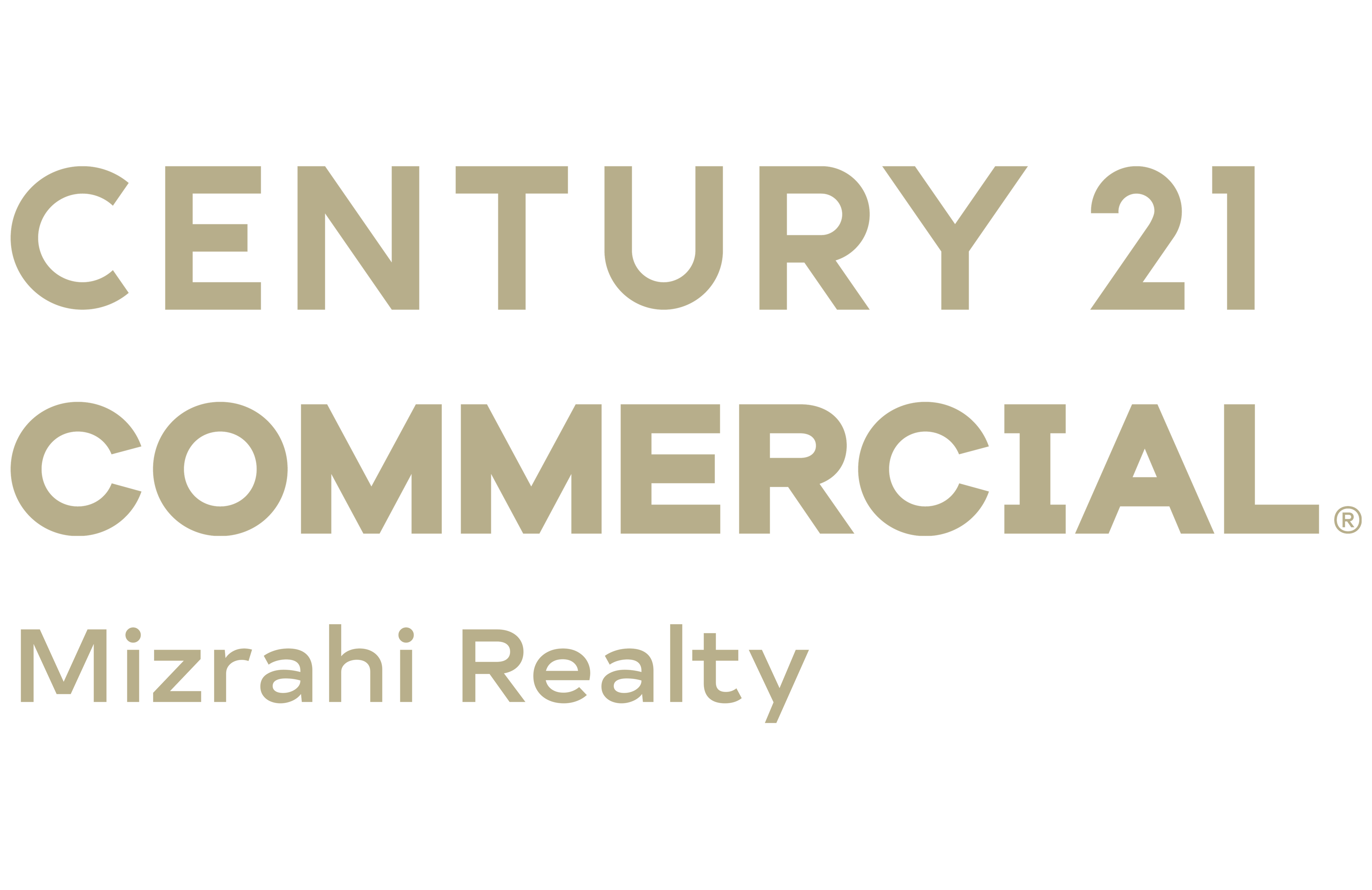 Samuel I. Mizrahi of CENTURY 21 Mizrahi Realty logo