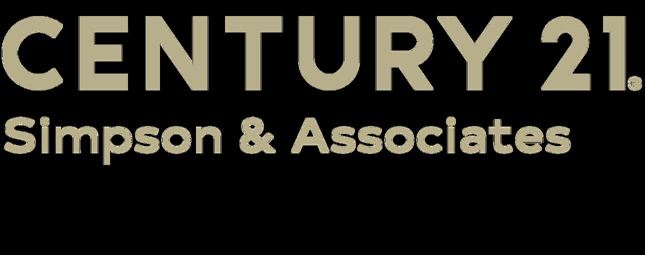 Brittany Clark of CENTURY 21 Simpson & Associates logo