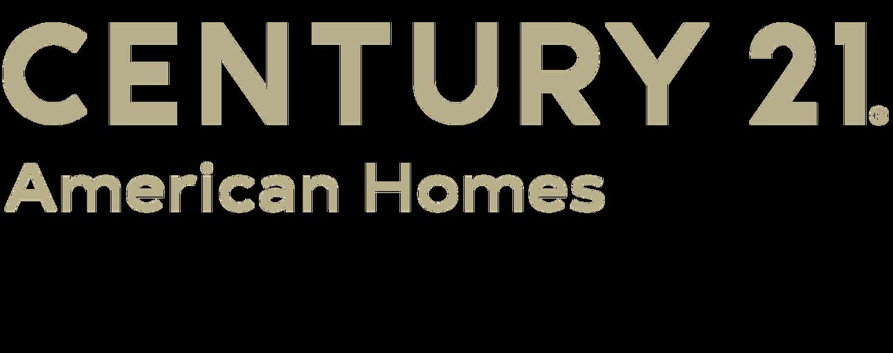 Maritza Burke of CENTURY 21 American Homes logo