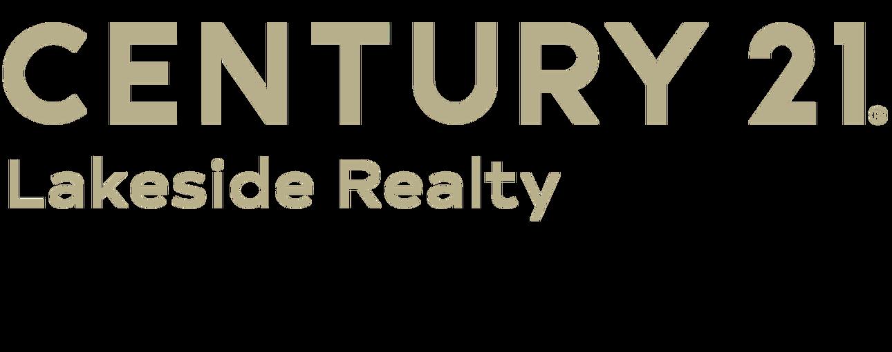 A.J. Allen of CENTURY 21 Lakeside Realty logo