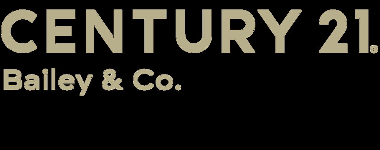 Jamie Vincent of CENTURY 21 Bailey & Co. logo