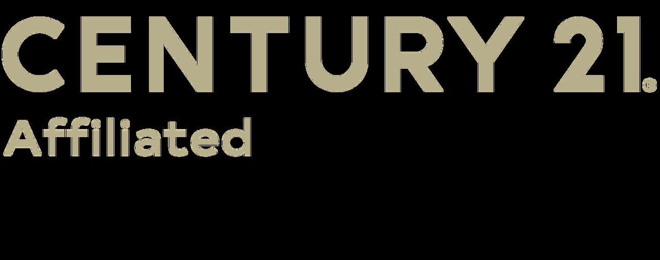 Alonso Reyes of CENTURY 21 Affiliated logo
