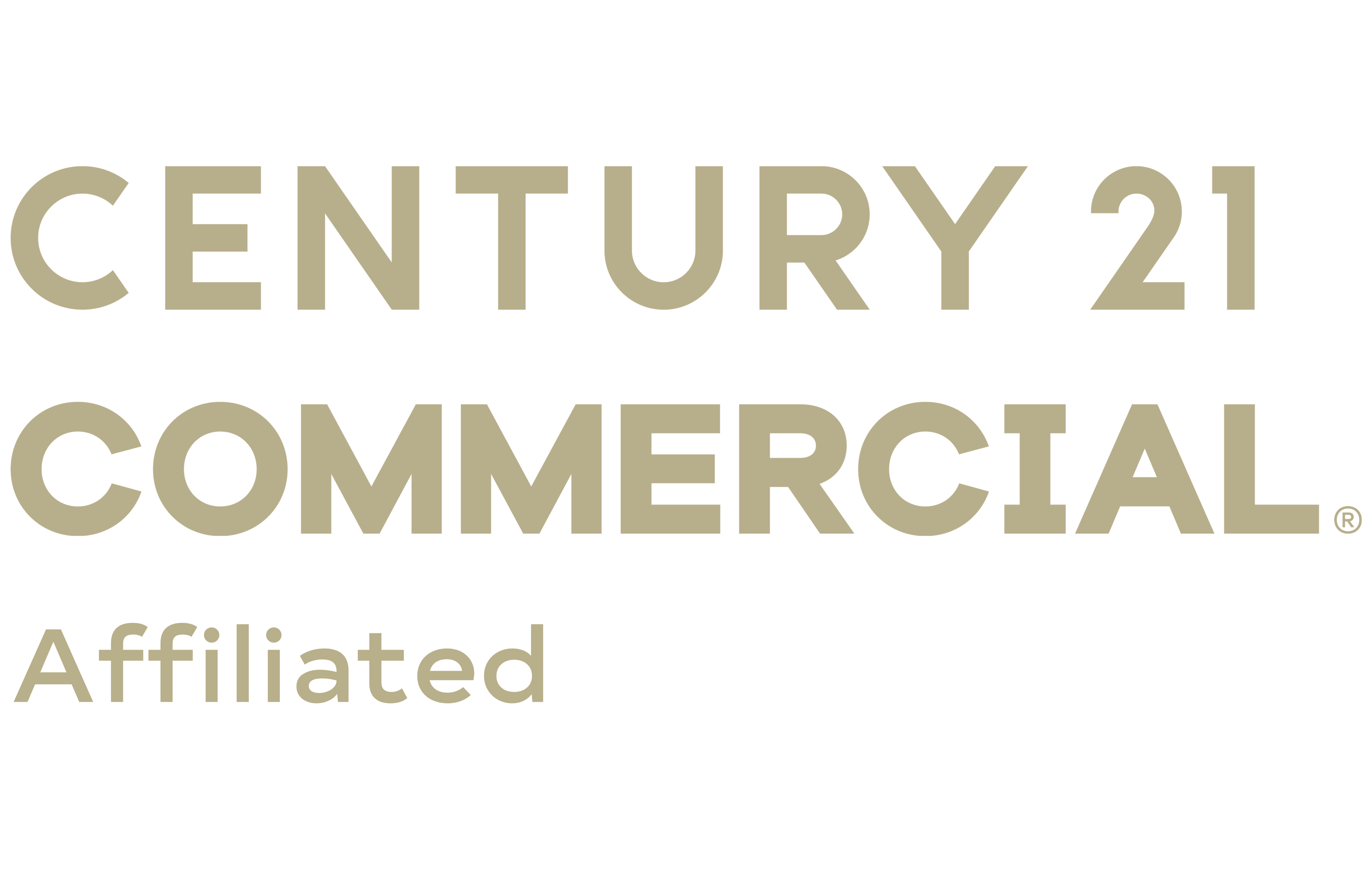 Maggy Ferguson of CENTURY 21 Affiliated logo