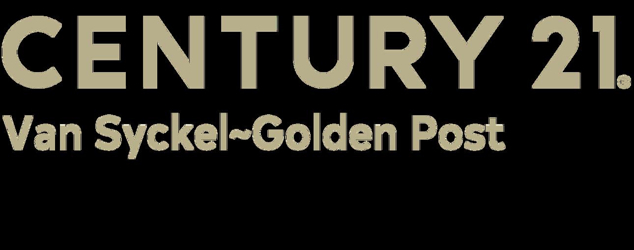 Karen Ettere of CENTURY 21 Van Syckel~Golden Post logo