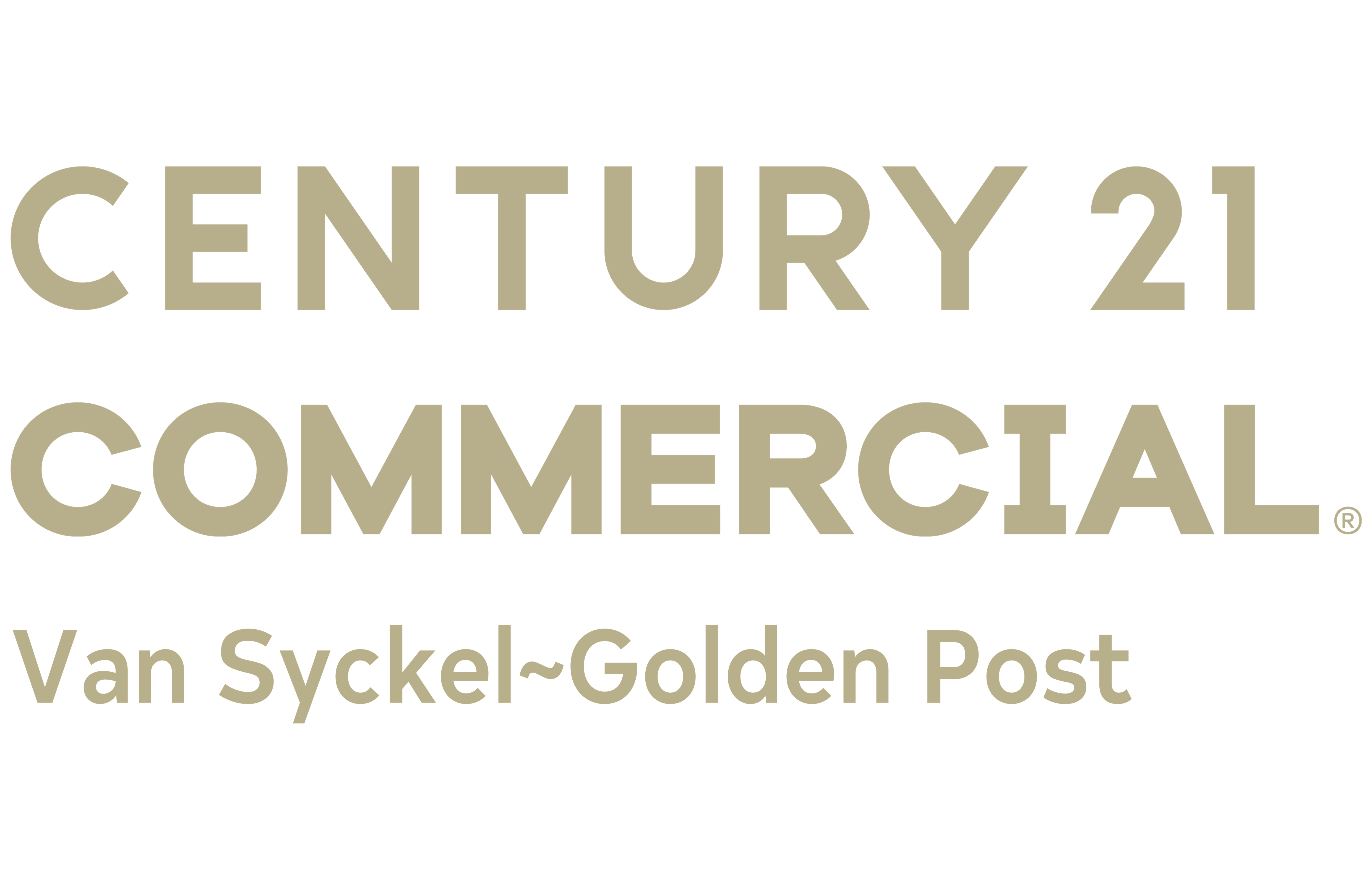 CENTURY 21 Van Syckel~Golden Post
