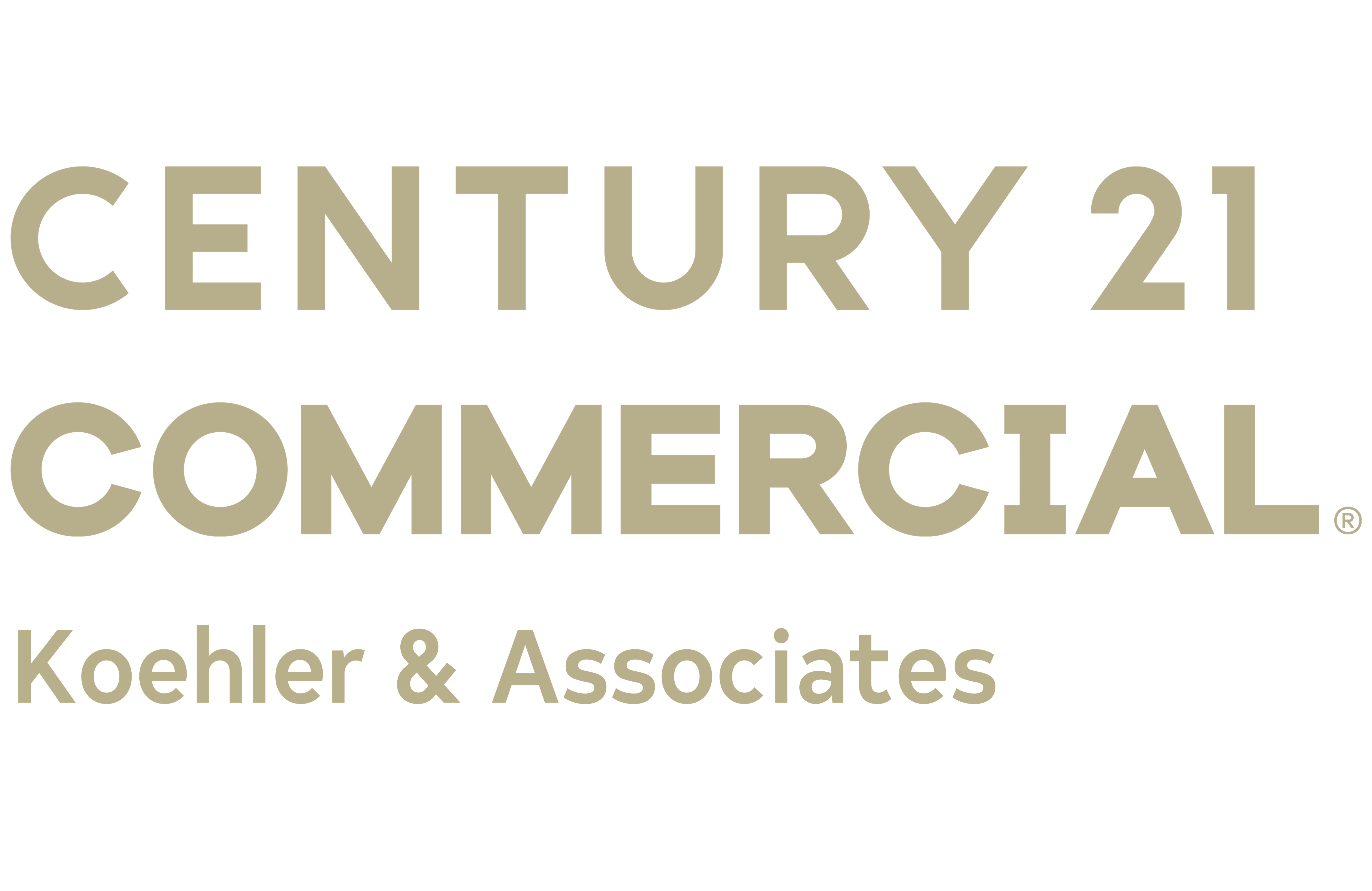 Rebecca Johns of CENTURY 21 Koehler & Associates logo