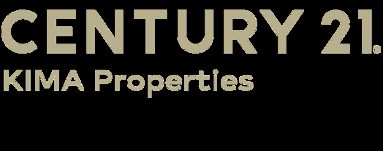 Jennifer Swensen of CENTURY 21 KIMA Properties logo