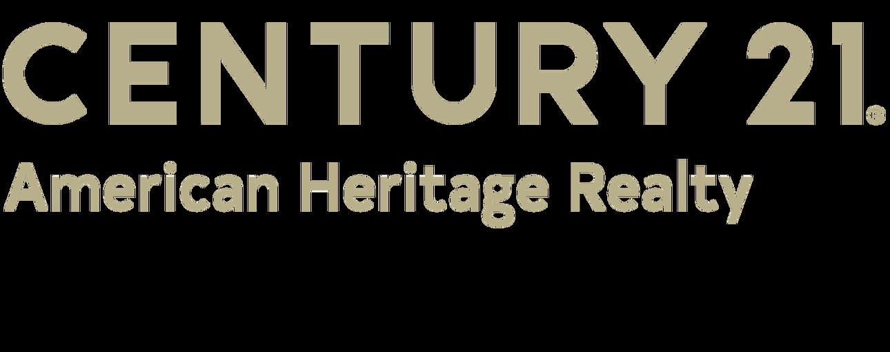 Angela Watson of CENTURY 21 American Heritage Realty logo
