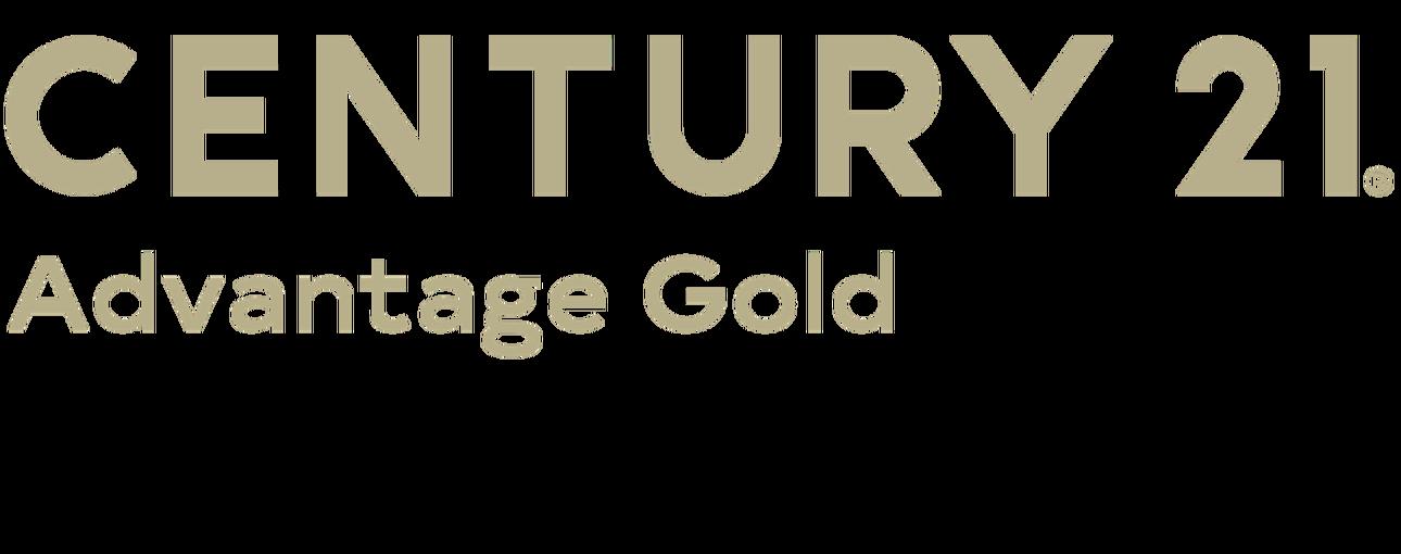 Hana Lapteff of CENTURY 21 Advantage Gold logo