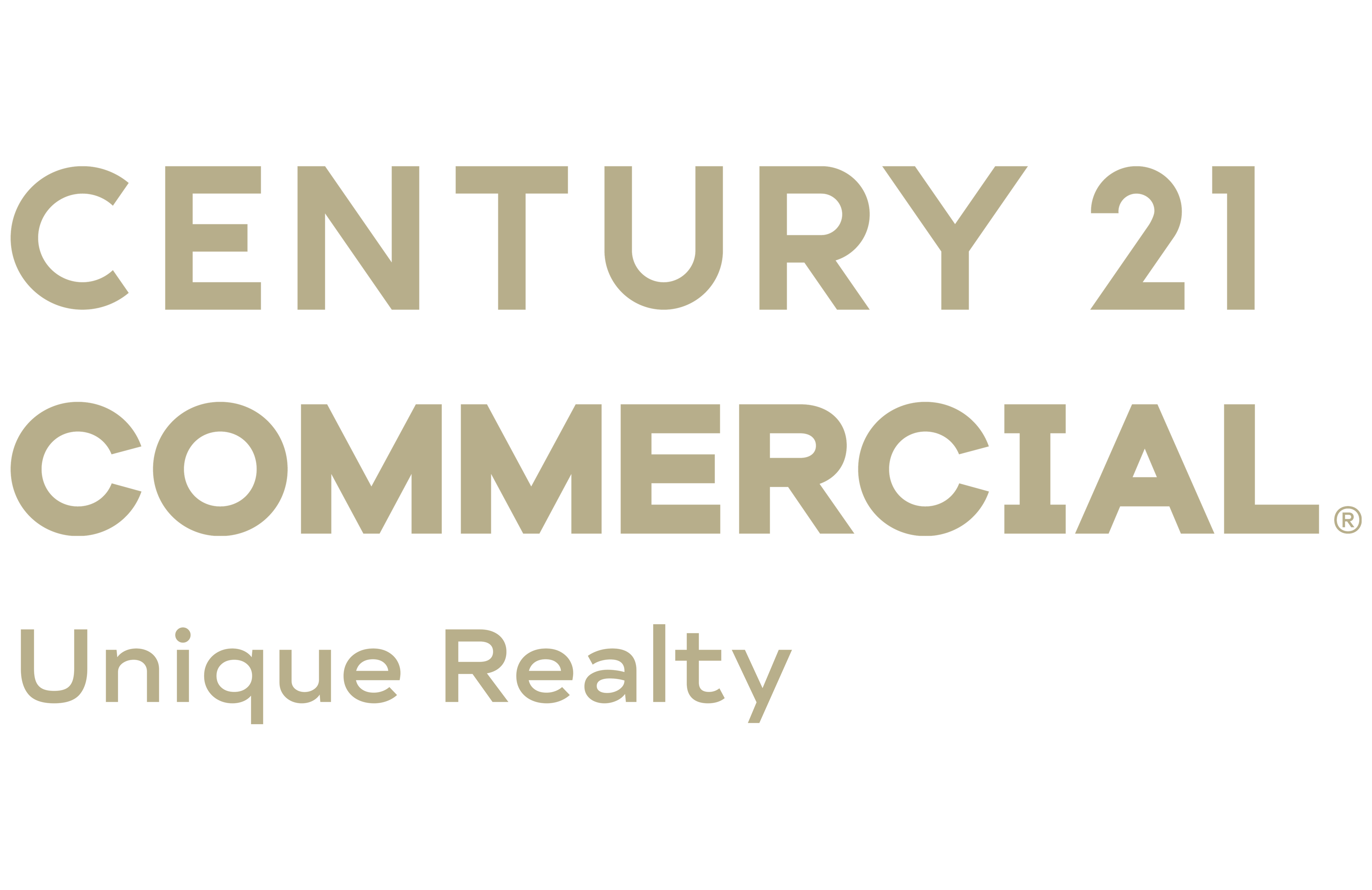Theodoros Ermogenous of CENTURY 21 Unique Realty logo