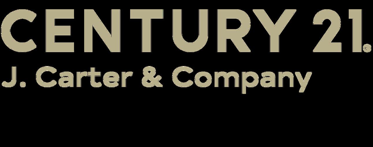 John Le of CENTURY 21 J. Carter & Company logo