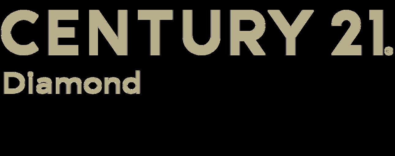 Angelica Munoz of CENTURY 21 Diamond logo