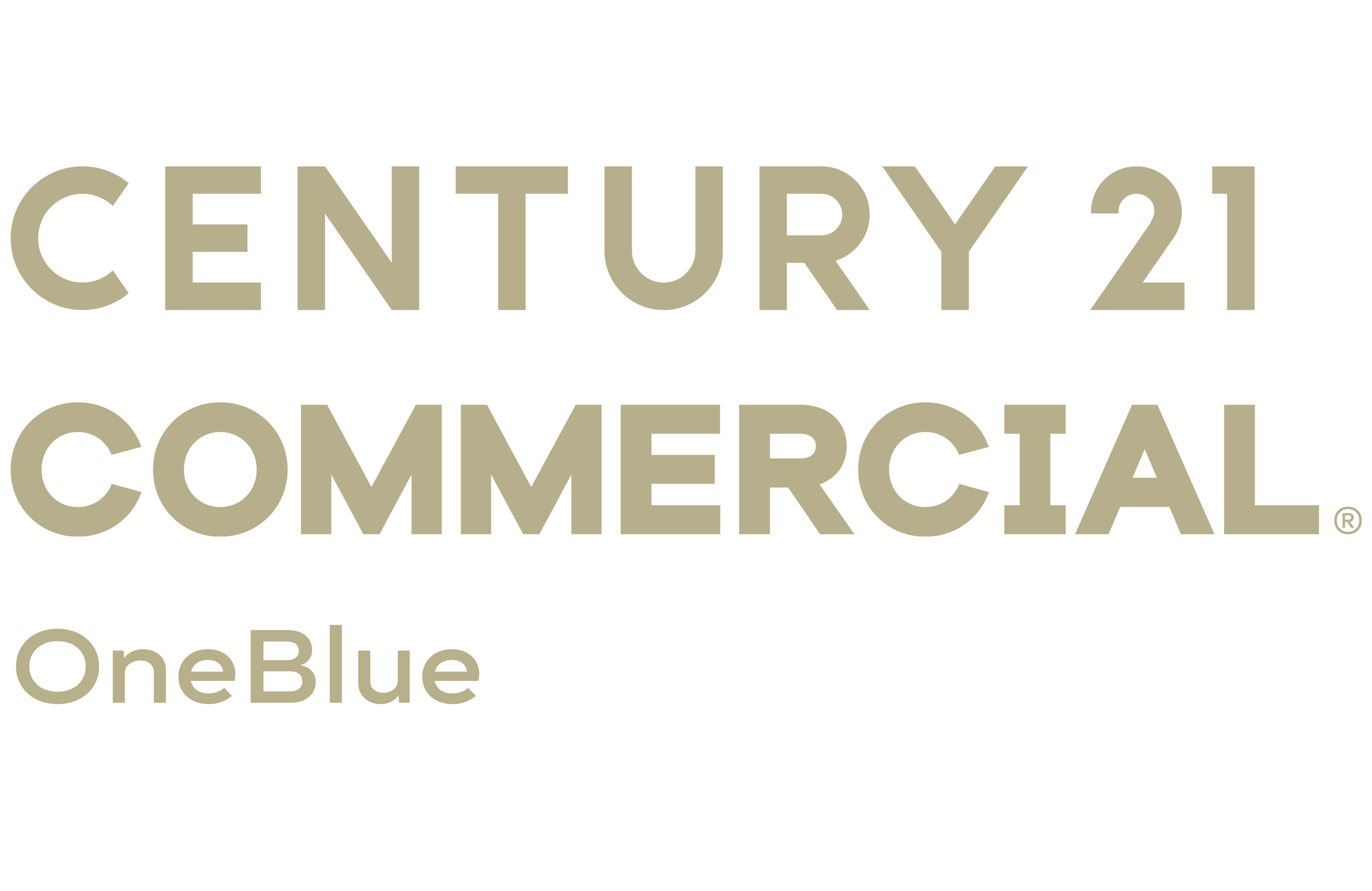 John Carpenter of CENTURY 21 OneBlue logo