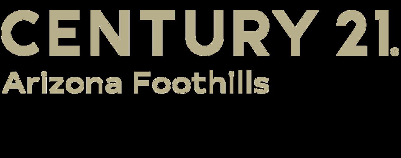 Keri Couvillion of CENTURY 21 Arizona Foothills logo
