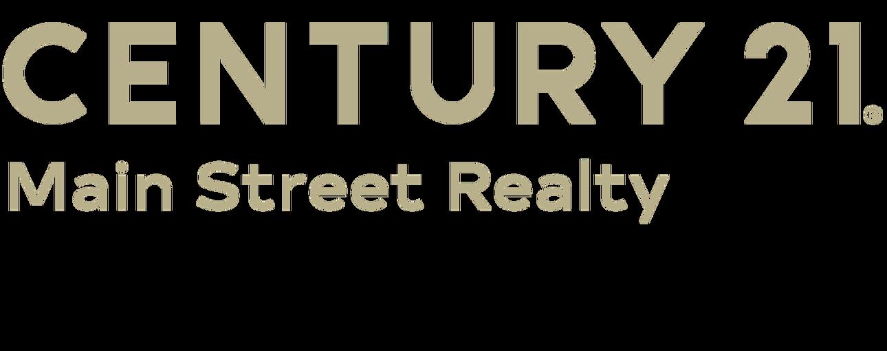 Joseph Cimilluca of CENTURY 21 Main Street Realty logo