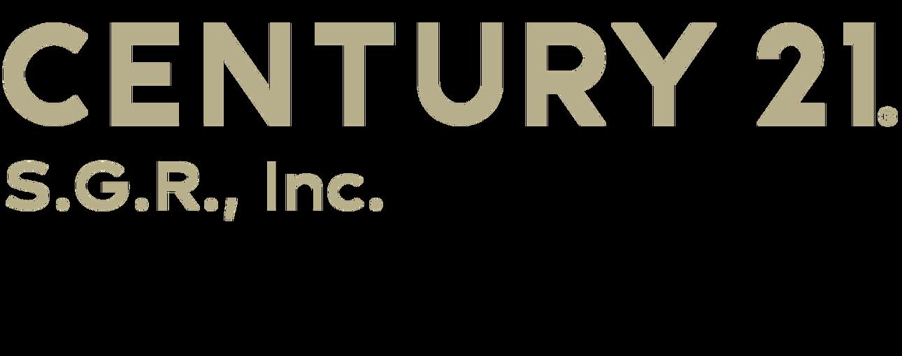 Joseph Carr of CENTURY 21 S.G.R., Inc. logo
